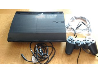 PlayStation 3/PS3 Super Slim 500GB + Minecraft & FIFA