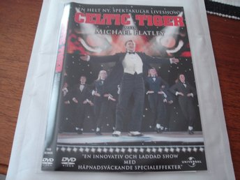 DVD-CELTIC TIGER MED MICHAEL FLATNEY