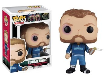 Funko POP! Heroes 101 - Suicide Squad - Boomerang