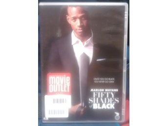 DVD Fifty shades of black