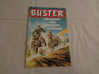 Buster nr 5  1970