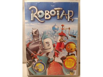 Robotar Barn DVD Film