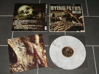 Dying fetus -History repeates lp grind NOTVD ltd 400 copies