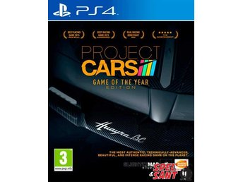 Project Cars Game of The Year Edition - Norrtälje - Project Cars Game of The Year Edition - Norrtälje