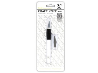 Xcut No.1 Craft Knife + 4 extra blad
