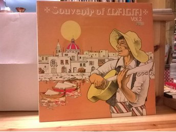 ,Souvenir Of Malta Vol.2 LP, rare!