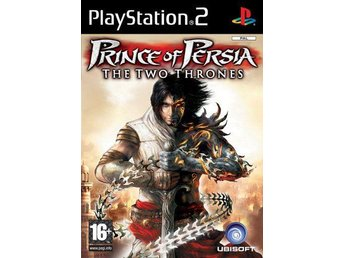 Prince of Persia The Two Thrones (PS2) *Gott Skick*