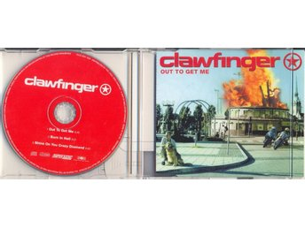 Clawfinger - 2001 - Out To Get Me - CDS