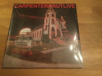 2LP: Carpenter Brut - CARPENTERBRUTLIVE (NY!!! 2017 synthwave gatefold)