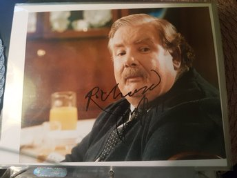 Richard Griffiths autograf
