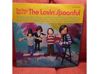 The Lovin' Spoonful The very best of, US,LP, 1972, KamaSutra