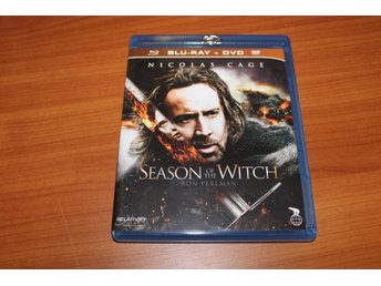 Blu-ray + DVD: Season of the witch (Nicolas Cage)