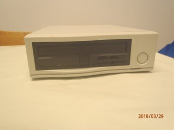 SyQuest Removable HD SQ555 - SCSI-1/2 kabinett till Amiga/Apple/PC (vintage)
