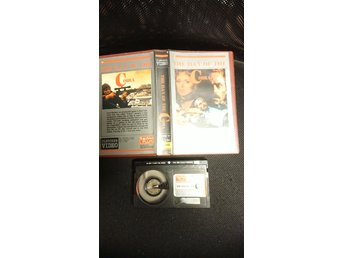 Day of the Cobra (eng ex-rental betamax) Franco Nero