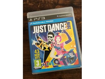 Just Dance 2016 - PS3