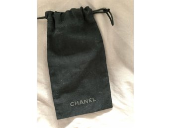 Chanel  solglasögon dustbag/påse