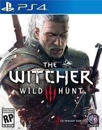 The Witcher - Wild Hunt - Playstation 4