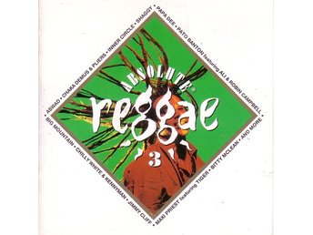 Absolute Reggae 3 / Samlings-CD