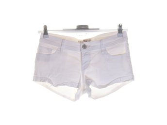 Hollister, Shorts, Strl: 25, Vit