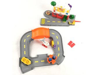 FISHER PRICE Little People Flygplats Playset. Fisherprice Airport