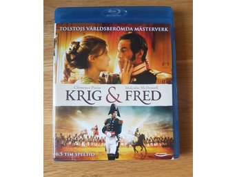 Blu-ray Film, Krig & Fred