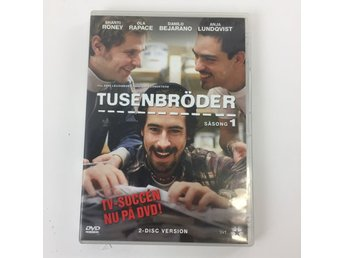 DVD Video, DVD-Film, Tusenbröder