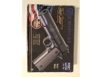Softairgun M1911A1 100 year edition