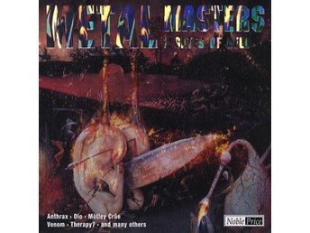 Metal Masters / 7 Gates Of Hell (CD)
