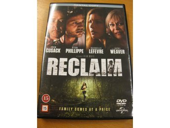RECLAIM - JOHN CUSACK, RYAN PHILLIPPE - DVD 2015
