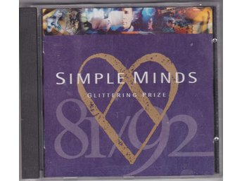 SIMPLE MINDS THGLITTERING PRIZE