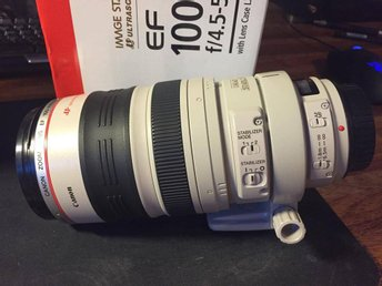 Canon EF 100-400mm f4.5-5.6 L IS  TOPSKICK !!!