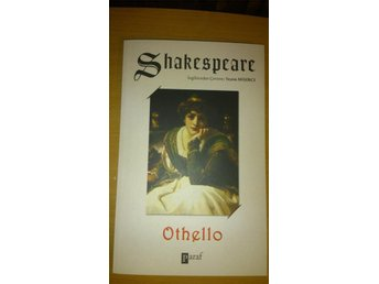 Shakespeare - Othello, bok på turkiska