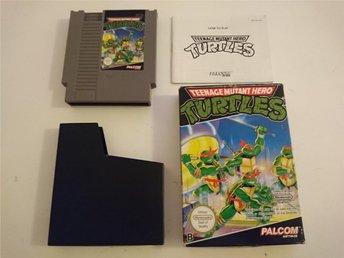 - Teenage Mutant Hero Turtles SCN Svensksålt Komplett Nes #Prissänkt!# 8Bit - - Arvidsjaur - - Teenage Mutant Hero Turtles SCN Svensksålt Komplett Nes #Prissänkt!# 8Bit - - Arvidsjaur