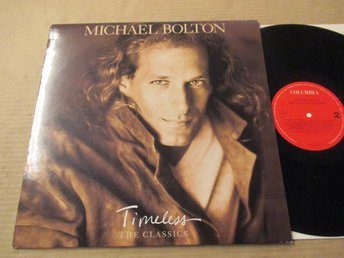 "Michael Bolton ""Timeless"""