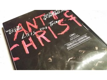 """Anti Christ"" Lars von Trier. Willem Dafoe, Charlotte Gainsbourg. DVD."