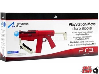 Sony Playstation Move Sharp Shooter Röd