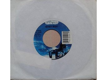 Quiet Riot title* Mama Weer All Crazee Now / Bad Boy* US 7""