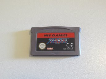 Nes Classics Xevious Gameboy Advance GBA