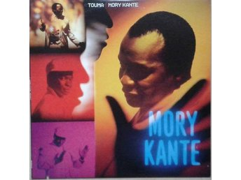Mory Kanté title* Touma* House, Tribal, Acid Jazz LP US