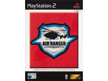 PS2 - Air Ranger Rescue (Beg)