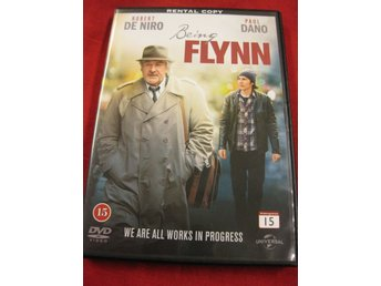 BEING FLYNN - ROBERT DE NIRO - DRAMA - DVD