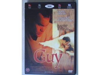 Javascript är inaktiverat. - Skärblacka - GUY (Drama från 1996). Svensk köp-dvd i bra skick. Utgått! - Skärblacka