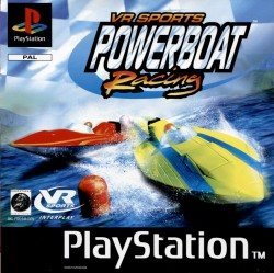 PS1 - VR Sports Powerboat Racing (Beg)