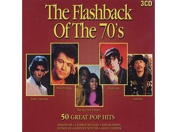 Flashback Of The 70's (3 CD)