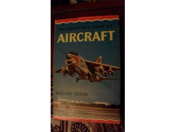 THE OBSERVER'S BOOK OF AIRCRAFT  1967 EDITION  WILLIAM GREEN