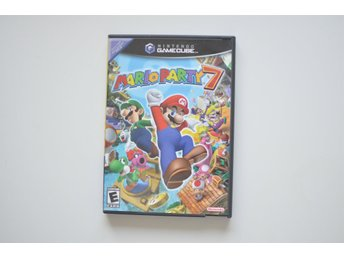 Mario Party 7 - Nintendo Gamecube (NTSC, USA) - CiB, Komplett