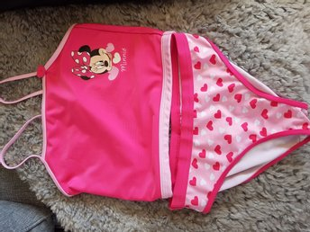 Söt Minnie Mouse bikini