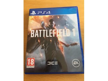 Batteleflield 1 PS4 spel