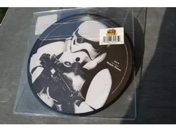 "Kevin Kiner "" Star Wars Rebels Theme "" picture Disc Single limited NOS/Ny"