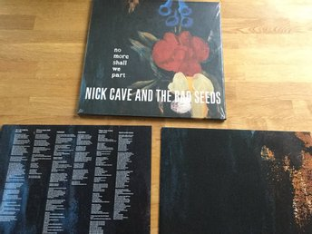 2LP: Nick Cave and the Bad Seeds - No More Shall We Part (2017 reissue)